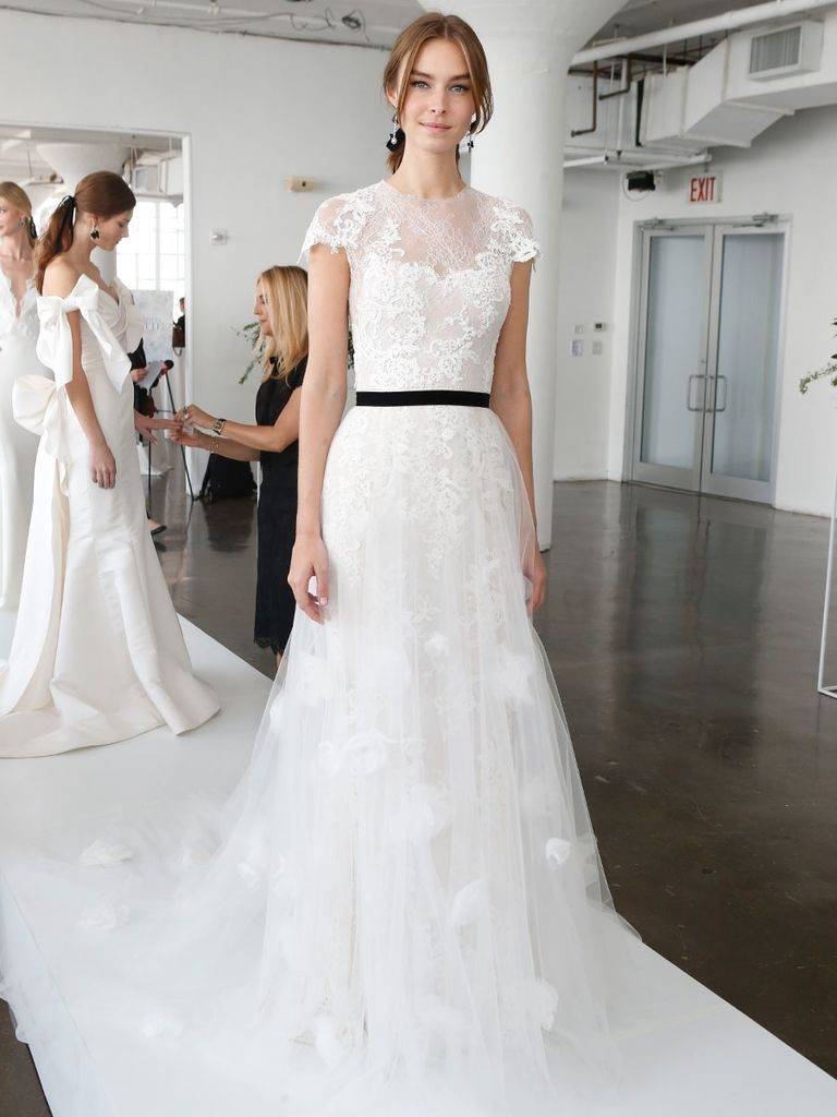 Suknie ślubne 2018 Trendy W Modzie ślubnej Na Ostatni Guzik